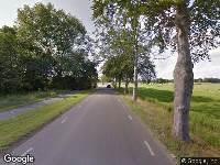 Brandweer naar Oldeberkoperweg in Noordwolde
