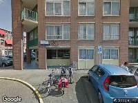 Ambulance naar Piet Mondriaanstraat in Zaandam