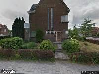 Ambulance naar Mauvestraat in Arnhem
