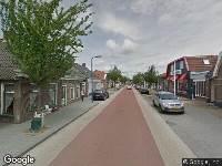 Brandweer naar Duimstraat in Echtenerbrug