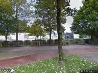 Brandweer naar Waallaan in Zwolle