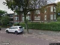Brandweer naar Caan van Necklaan in Rijswijk