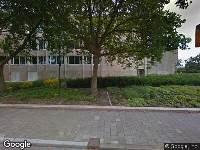 Brandweer naar Schuurmanstraat in Zwolle