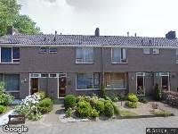 Ambulance naar Rubensstraat in Helmond