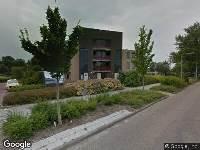 Brandweer naar Dominee Pareauhof in Anna Paulowna