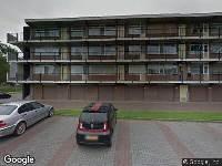 Ambulance naar Papaverstraat in Arnhem