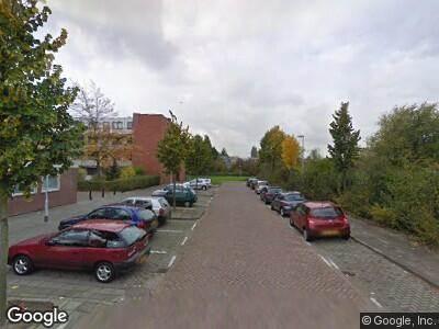 Ambulance naar Dumasstraat in Rotterdam