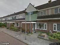 Ambulance naar Spechtstraat in Den Helder