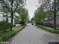 112 melding Ambulance naar Van der Giessenweg in Krimpen aan den IJssel