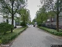 112 melding Brandweer naar Van der Giessenweg in Krimpen aan den IJssel