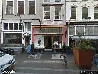 Politie naar Sassenstraat in Zwolle