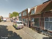 Traumahelikopter naar Korenbloemstraat in Utrecht