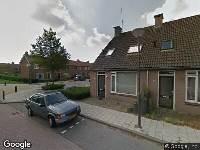 Ambulance naar Stijn Streuvelsstraat in Waalwijk