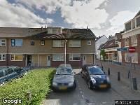 112 melding Ambulance naar Superior de Beerstraat in Tilburg