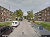 112 melding Ambulance naar Bruinissestraat in Rotterdam