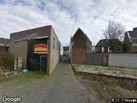 112 melding Ambulance naar Goirkezijstraat in Tilburg