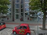 112 melding Brandweer naar Sophiakade in Rotterdam