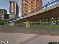 Brandweer naar Hillekopplein in Rotterdam