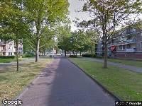 Ambulance naar Eduard van Beinumlaan in Schiedam