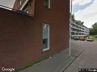 Brandweer naar Herkingenstraat in Rotterdam