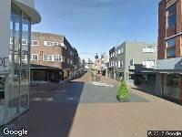 Ambulance naar Veestraat in Helmond