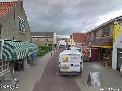 Ambulance naar Kerkstraat in Strijen