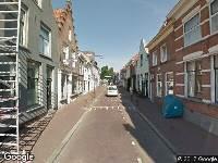 Ambulance naar Boschstraat in Zaltbommel