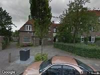Brandweer naar Prinses Julianastraat in Zwolle
