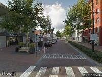 Ambulance naar Noord Koninginnewal in Helmond