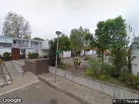 Ambulance naar Kantershof in Amsterdam
