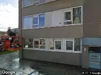 Ambulance naar Ruys de Beerenbrouckweg in Dordrecht