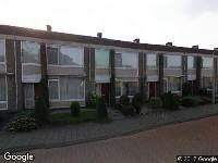 Ambulance naar Steenbokstraat in Zwijndrecht