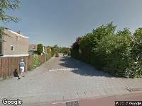 Ambulance naar Zwaluwlaan in Schiedam