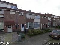 Ambulance naar Reigerstraat in Geldrop
