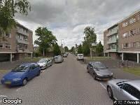 Brandweer naar Dirkslandstraat in Rotterdam