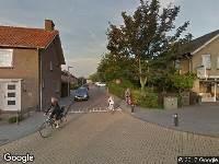 Ambulance naar Meester Prinsenstraat in Haarsteeg