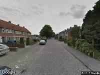 Ambulance naar Jan Steenstraat in Vlijmen