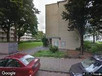 Ambulance naar Dalerveenstraat in 's-Gravenhage