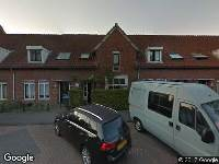 Ambulance naar J.B. van den Hamstraat in Culemborg