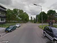 Ambulance naar Rapsodiestraat in Nijmegen