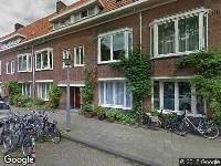 Ambulance naar Laplacestraat in Amsterdam