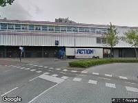 Ambulance naar Zuidplein Hoog in Rotterdam