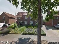 Ambulance naar Van Heeswijkstraat in Udenhout