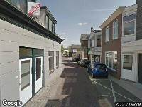 Ambulance naar Damstraat in Hardinxveld-Giessendam