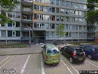 Ambulance naar Dommeringdreef in Utrecht