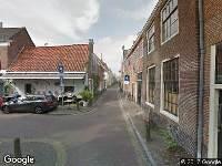 Brandweer naar Nieuwe Kerksplein in Haarlem