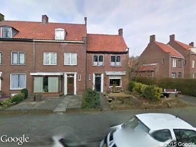 Ambulance naar Arendplein in Tilburg