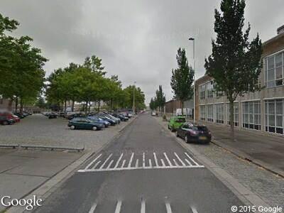 Ambulance naar Piekstraat in Rotterdam