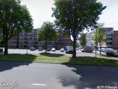 Ambulance naar IJdoornlaan in Amsterdam