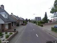 Ambulance naar Akkerstraat in Vlijmen